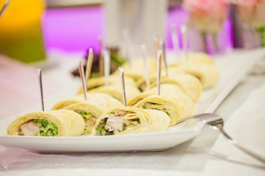 fingerfood-wraps